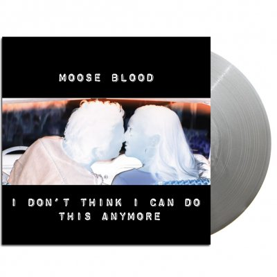 moose-blood - I Don't Think I Can Do This Anymore LP Ltd. Cover