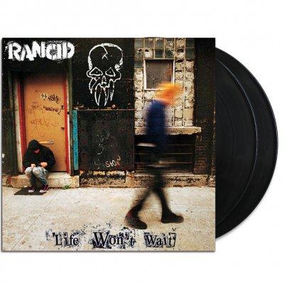 Rancid - Life Won't Wait 2xLP (Black)