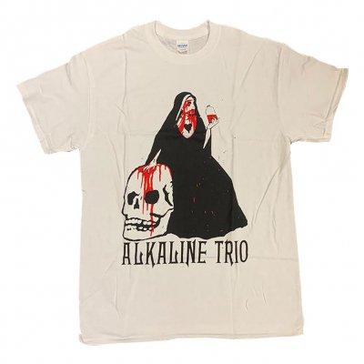 alkaline-trio - Nun Tee (White)
