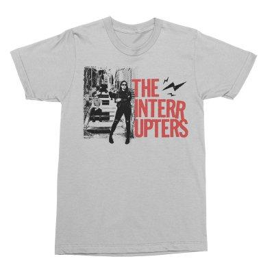 the-interrupters - Stairs T-Shirt (White)