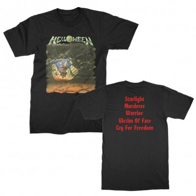 Helloween EP T-Shirt (Black)