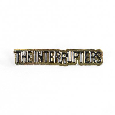 the-interrupters - Classic Logo Enamel Pin