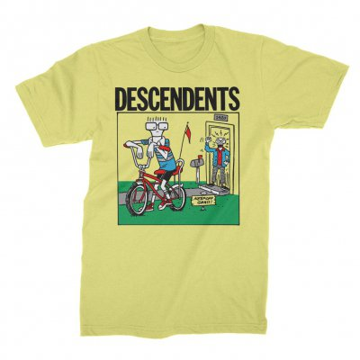 descendents - Keep off the Grass (Yellow)