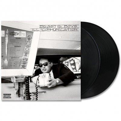 beastie-boys - Ill Communication LP Remastered Edition