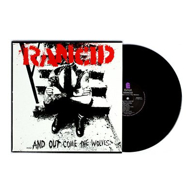 rancid - ...And Out Come The Wolves Remastered LP (Black)
