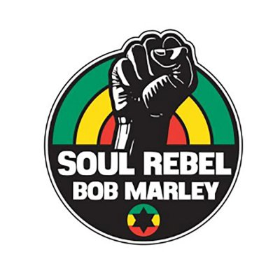 Bob Marley - Marley Soul Rebel Patch