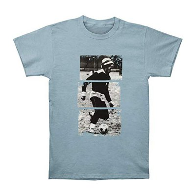 Bob Marley - Youth Soccer Tee (Light Blue)