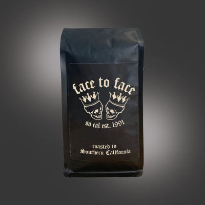 face-to-face - Chichen Coffee Bag