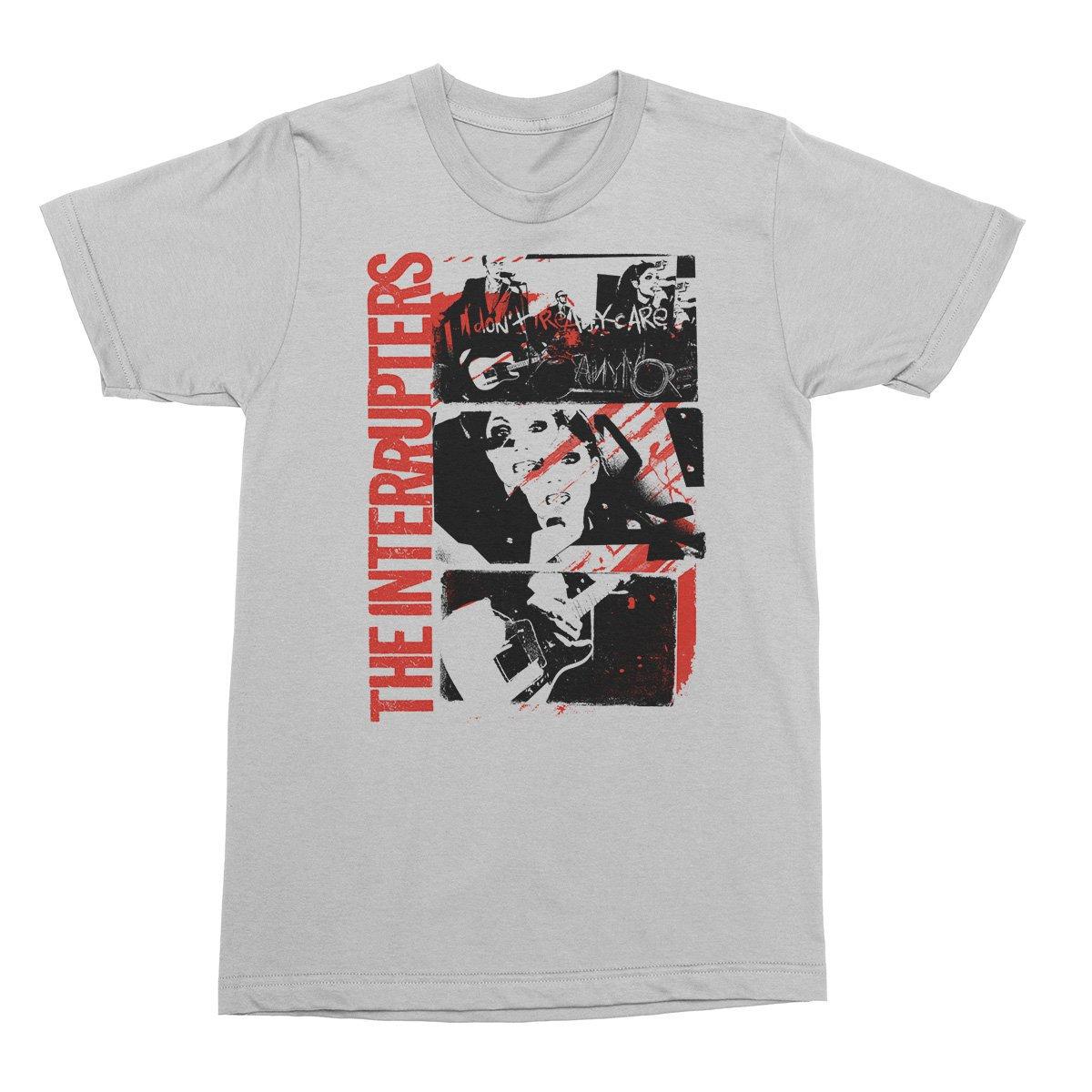 Don't Care T-Shirt (White)