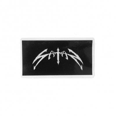 satan - Classic Album Logo Sticker