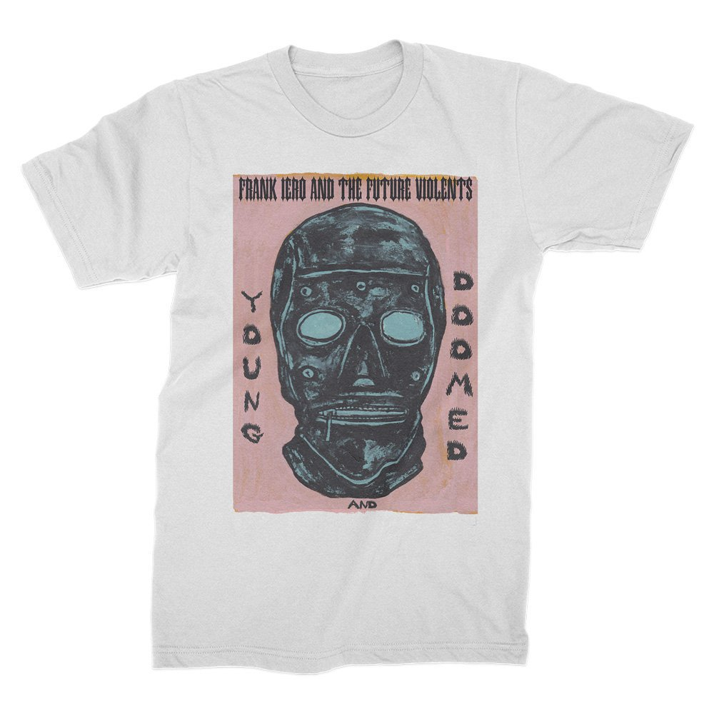 IMAGE | Young and Doomed Tee (White)