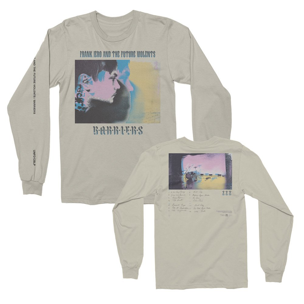 IMAGE   Barriers Long Sleeve (Natural)
