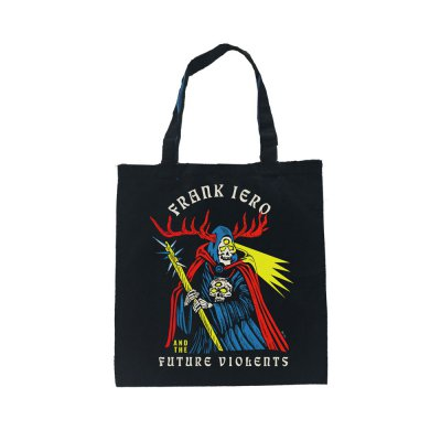 Reaper Tote Bag (Black)