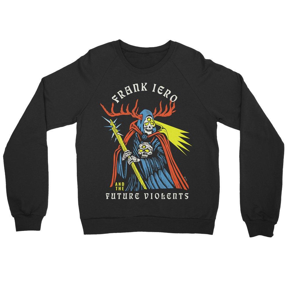 IMAGE   Reaper Crew Neck Sweatshirt (Black)
