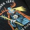 IMAGE   Reaper Crew Neck Sweatshirt (Black) - detail 2