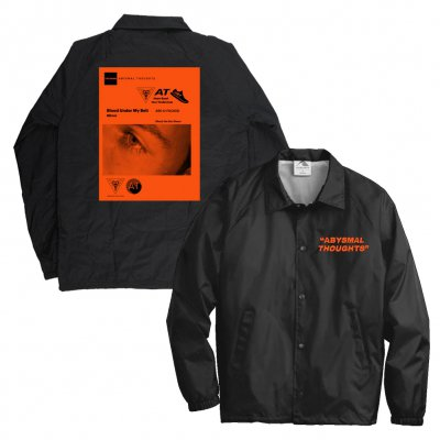 the-drums - Abysmal Thoughts Windbreaker (Black)