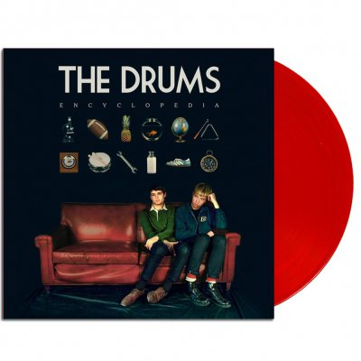 the-drums - Encyclopedia LP (Red)