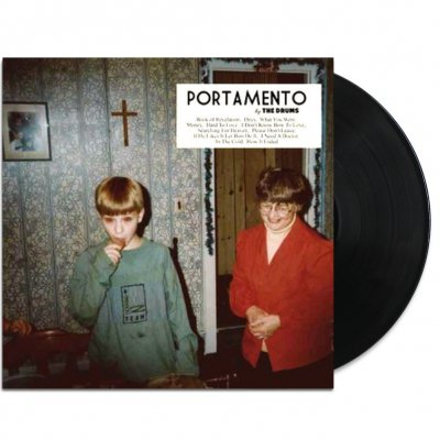 the-drums - Portamento LP (Black)
