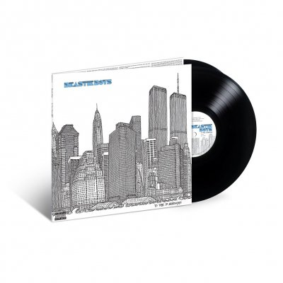 beastie-boys - To The 5 Boroughs 2xLP (Black)