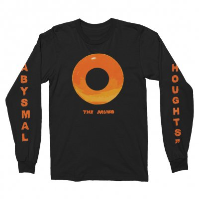 the-drums - Eye Long Sleeve (Black)