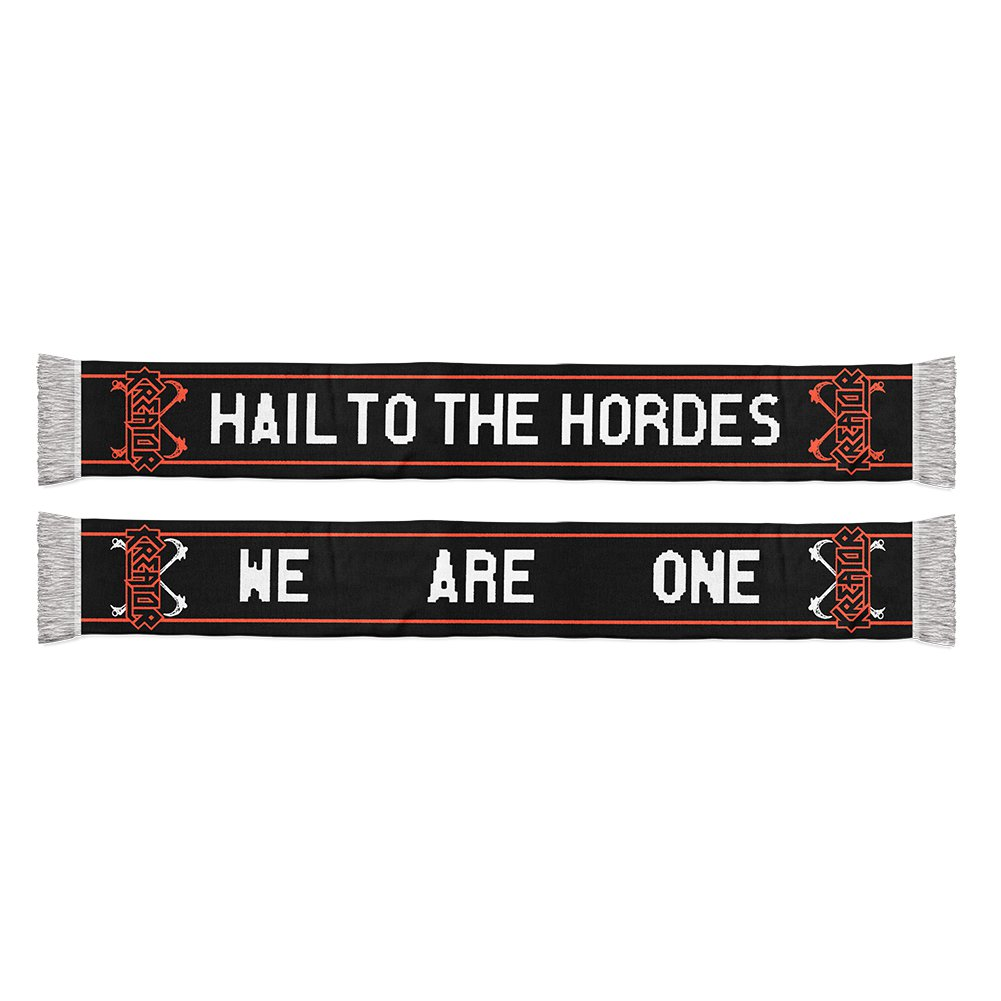 IMAGE | Hail To The Hordes Bar Scarf