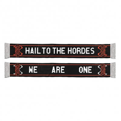 Hail To The Hordes Bar Scarf