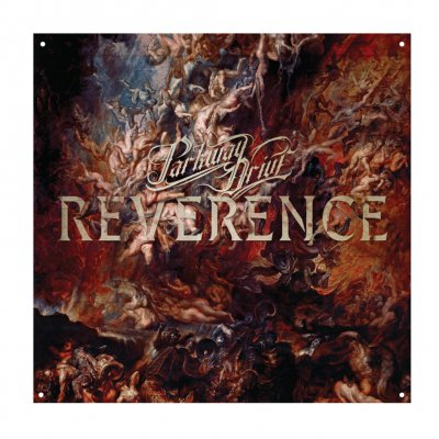 Reverence Album Cover Flag