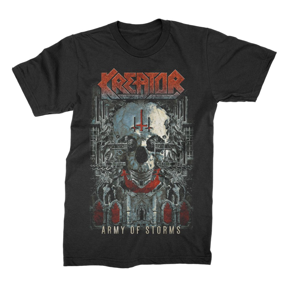 Army of Storms Tee