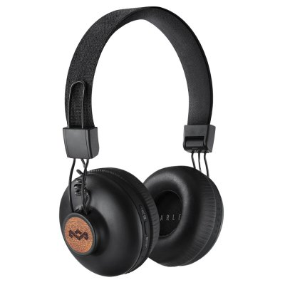 Bob Marley - Positive Vibration 2 Headphones (Black)