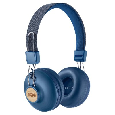 Bob Marley - Positive Vibration 2 Wireless Headphones (Denim)
