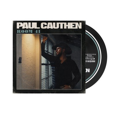 paul-cauthen - Room 41 CD