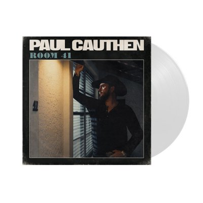 paul-cauthen - Room 41 LP (White)