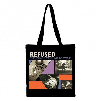 refused - SOPTC Tote (Black)