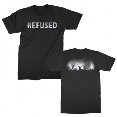 refused - Live Photo Tee (Black)