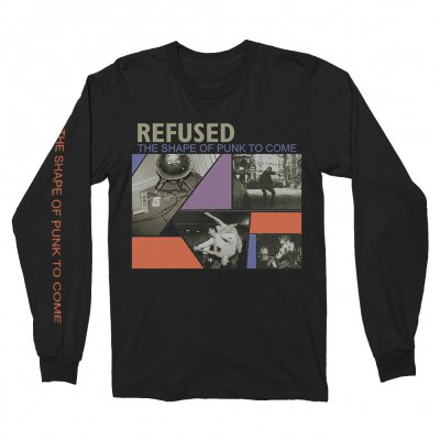 refused - SOPTC Long Sleeve (Black)
