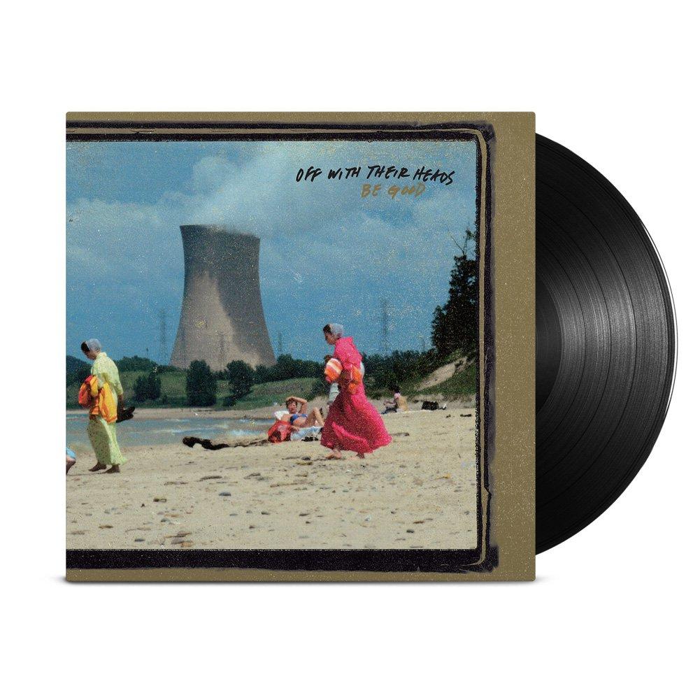 IMAGE   Be Good LP (Black)