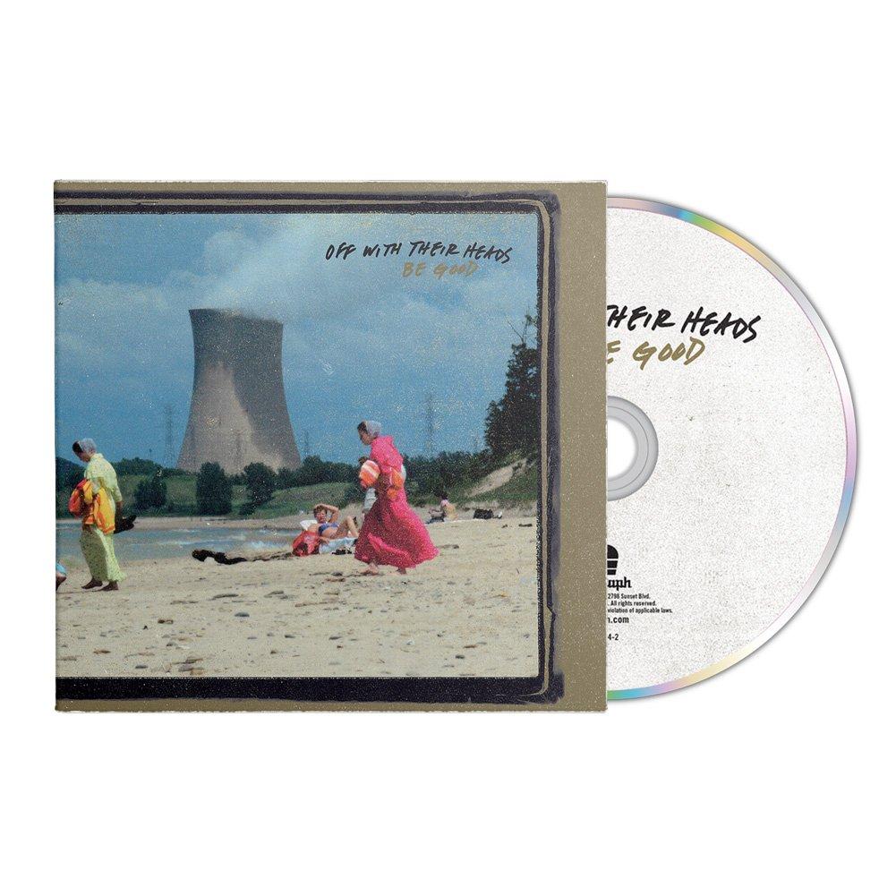 IMAGE | Be Good CD