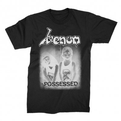 valhalla - Venom Possessed Tee