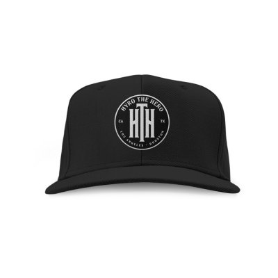 hyro-the-hero - Woven Patch Snapback Hat