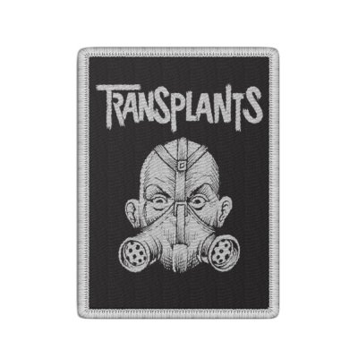 the-transplants - Gas Mask Patch