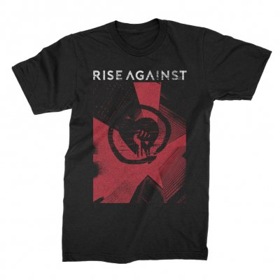 rise-against - Tower Tee (Black)