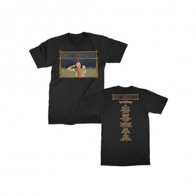 camp-anarchy - Scout Youth Tee (Black)