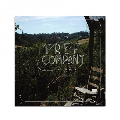 anti-records - Free Company CD