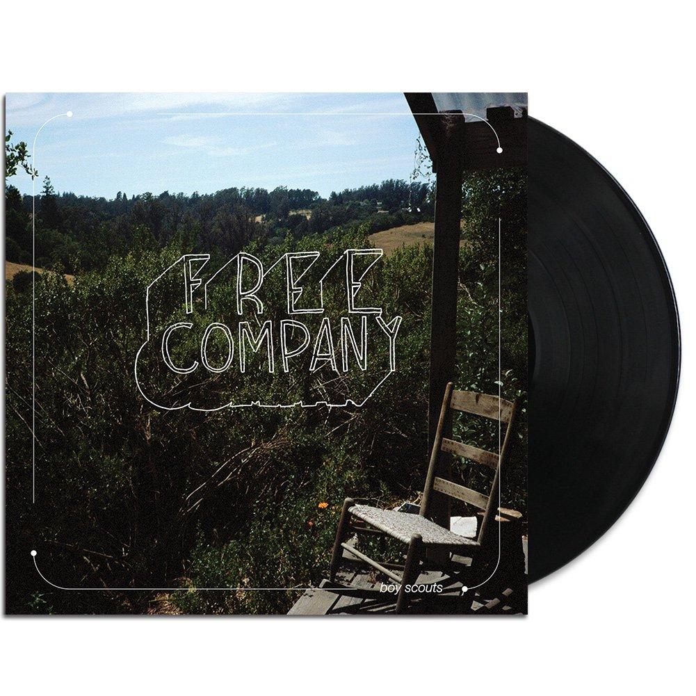 IMAGE | Free Company LP (Black)