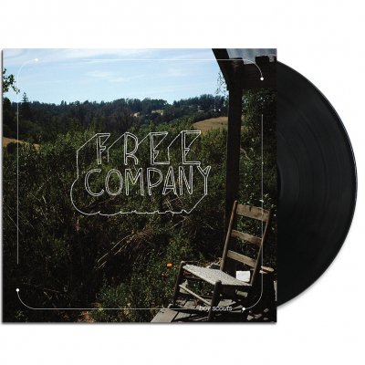 anti-records - Free Company LP (Black)