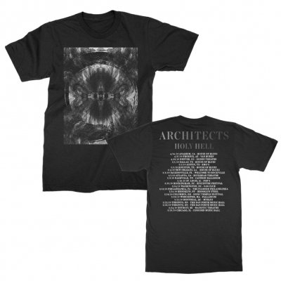architects - Holy Hell 2019 Tour T-Shirt (Black)