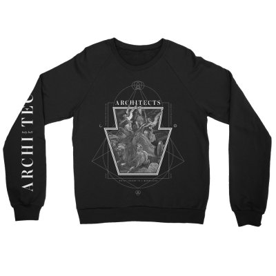 architects - Chariot Crew Neck Sweatshirt (Black)
