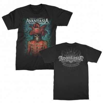 Avantasia - Opera Grotesque T-Shirt (Black)