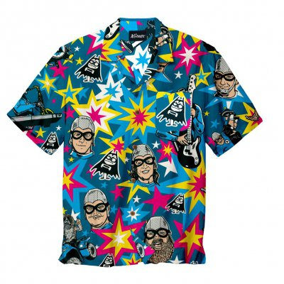 the-aquabats - Hawaiian Shirt
