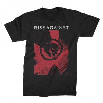 rise-against - Tower Tee (Black)